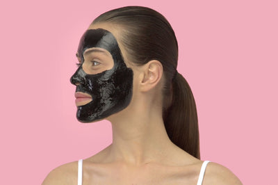 Charcoal Peel-Off Face Mask