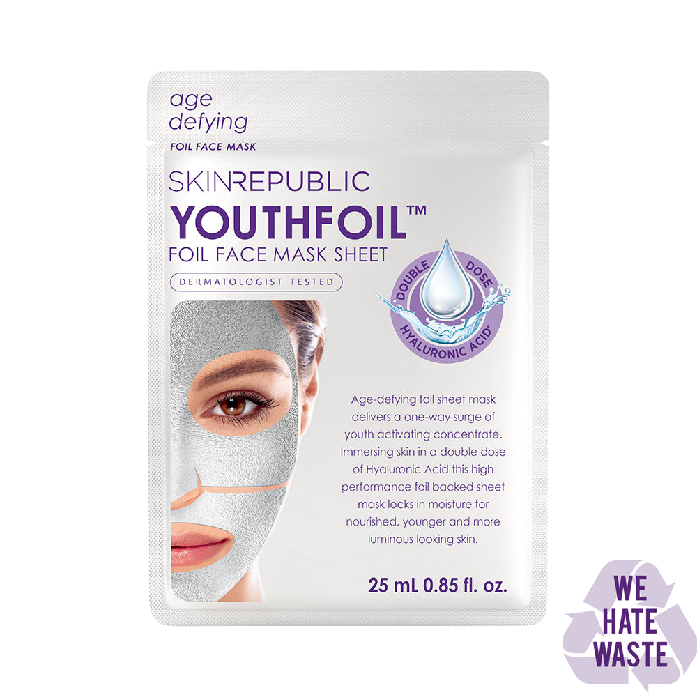 Youthfoil Face Sheet Mask