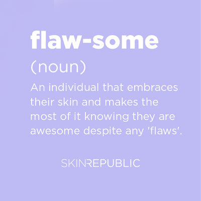 Flaw-some collection