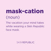 Mask-cation collection