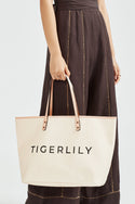 Signature Canvas Tote