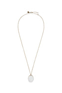 Alyna Necklace - Ivory