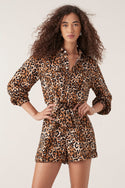 Divya Boilersuit - Leopard