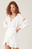 Tanoosa Blouse - White