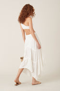 Kona Maxi Skirt - White