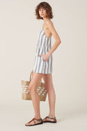 Kapono Playsuit - Blue