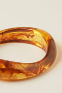 Moani Bangle - Dark Tort