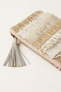 Namita Clutch - Natural