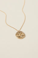 Aries Pendant - Gold