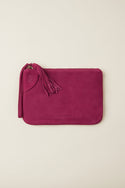 Elati Clutch - Raspberry