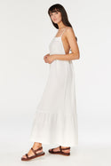 Nicoya Rosita Midi Dress - Ivory