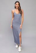 Samara Alondra Slip Dress - Dusk