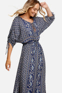 Samara Isabella Maxi Dress - Dusk