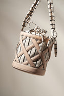 Lloni Bucket Bag - Tan