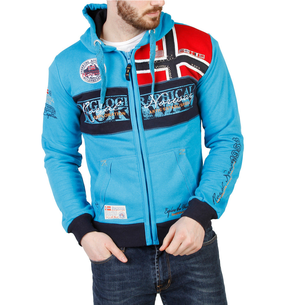 Geographical Norway - Flyer_man