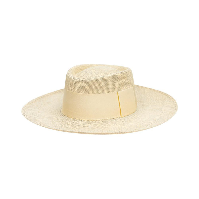 "Ibiza Hat (4"" Brim) in Natural"