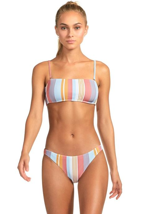 Mila Top in Verano Stripe