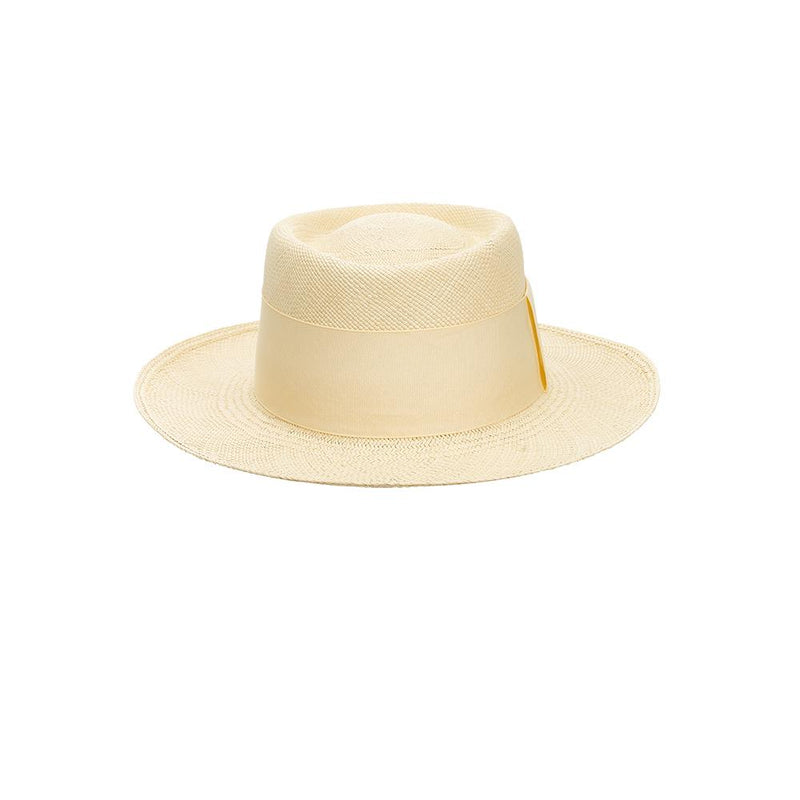 "Ibiza Hat (2.8"" Brim) in Natural"