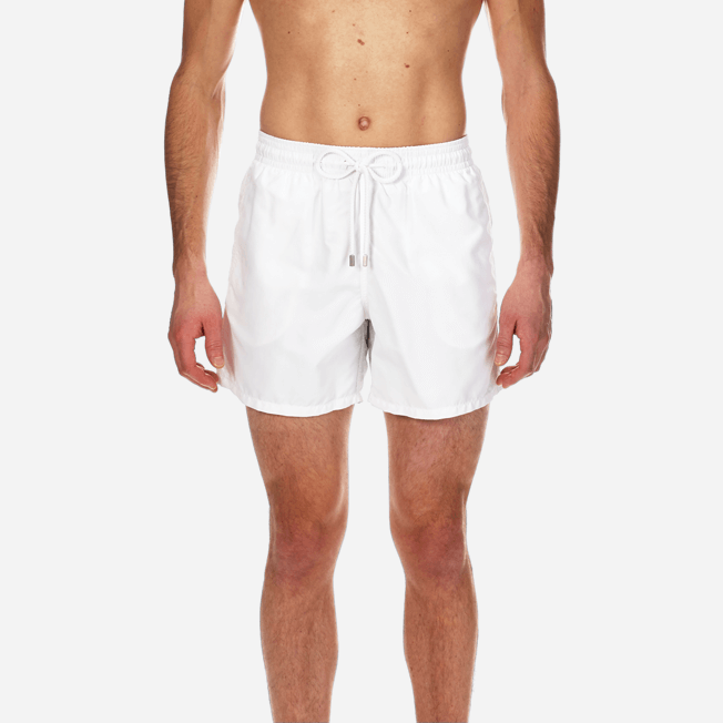 Moorea Swim Trunks in White