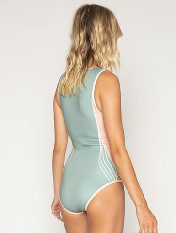 Leah Surf Suit in Vida