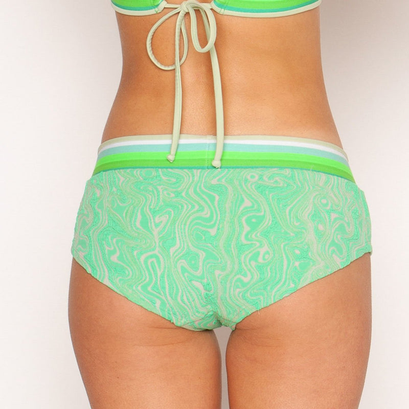 Naya Bikini Bottom in Lime