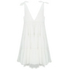 Paros Dress in White
