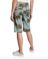 The Palms Printed Cotton Shorts