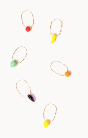 Fruit Loops Earrings (Single)