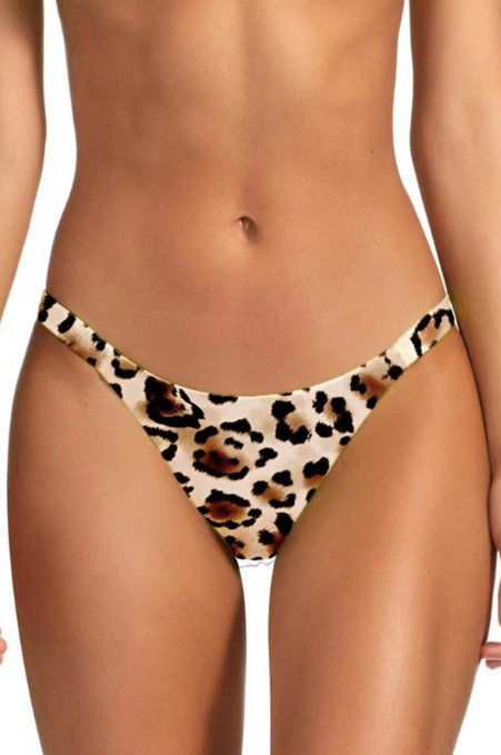 Carmen Leopard Bottom in Snow Leopard