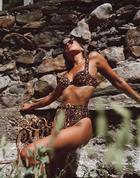 Emily Bottom in Tortoise Shell Multi