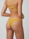 Leggy Peggy Bottom in Armed Amber