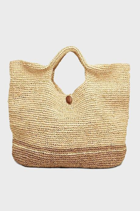 Tash Tote in Natural