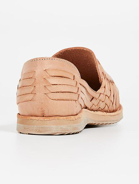 Huaraches in Whiskey