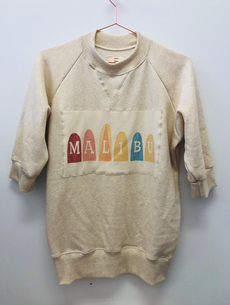 Malibu Surf Sessions Sweatshirt