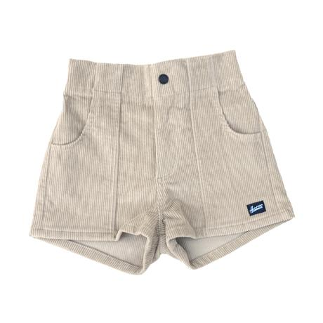 Corduroy Shorts in Sand