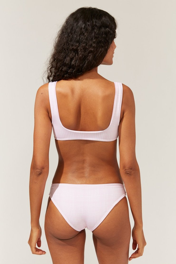 The Reversible Elle Bottom in Cloud Pink