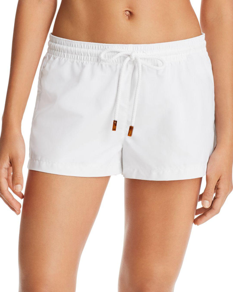 Swim Shorts in White