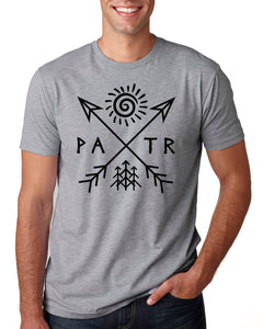 PATR - Petroglyph - Men's T-Shirt