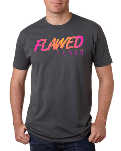 Flawed Human - Men's T-Shirt