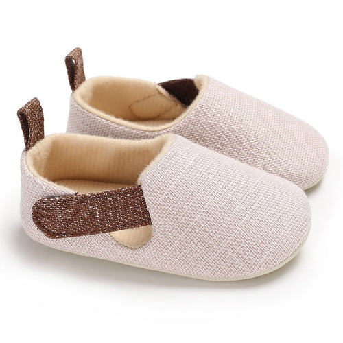 dreamoffer:First Walkers Baby Canvas Sneaker:First Walkers
