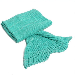 dreamoffer:Soft Mermaid Blanket: