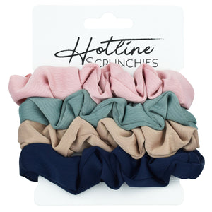 Romance Mini Scrunchie Set