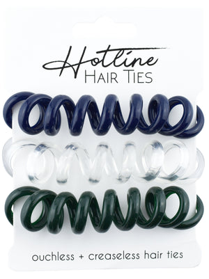 Evergreen XL Hair Ties