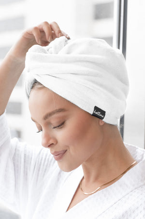 Towel Twist (White)