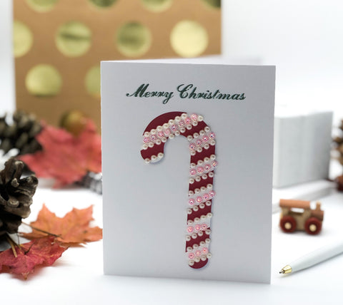 Candy Cane! Holiday Greeting Card