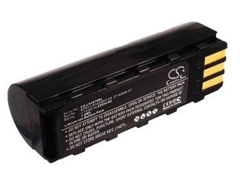 Zebra MT2000 MT2070 MT2090 2200mAh Replacement Battery