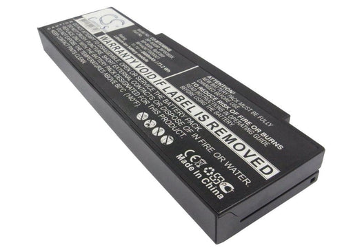 Packard Bell E1245 Easy Note E1 Easy Note  6600mAh Replacement Battery