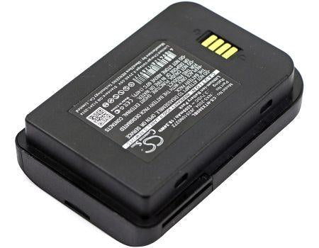 Handheld Nautiz X5 eTicket 5200mAh Replacement Battery