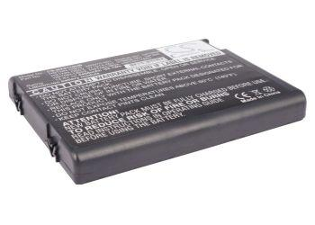 Compaq Business Notebook NX9100 Business N 4400mAh Replacement Battery