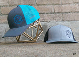 Icosahedron Snapback Cap - Point 506